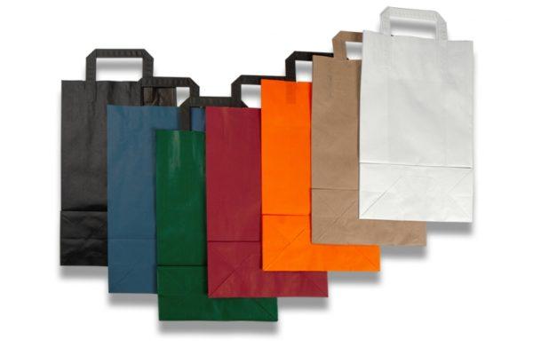 Bolsa papel colores