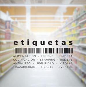 Catálogo Etiquetas