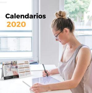 Catálogo Calendarios 2020