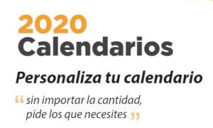 Tus propósitos para 2020 con nuestros Calendarios