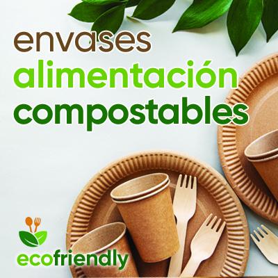 Catálogo Envases Alimentación Compostables